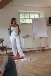 Sabine Bends, Unterricht
